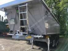 Menci construction dump semi-trailer TP ALU CARRE SL 740 R