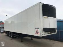 naczepa Schmitz Cargobull koelvries carrier vector stuuras onderschuifklep