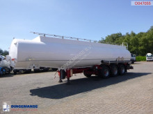 Trailer Indox Fuel tank alu 40. 5 m3 / 6 comp tweedehands tank