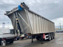 Tisvol semi-trailer used tipper