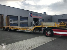semi remorque Kaiser Low loader, with Ramps, Hydro-Winch, S 380 2F