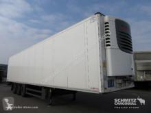 Yarı römork Schmitz Cargobull Tiefkühler Standard Doppelstock Trennwand