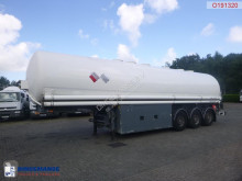 EKW / Stokota Fuel tank alu 44.5 m3 / 6 comp + 2 counters semi-trailer