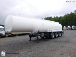 Trailer Cobo Fuel tank alu 39.9 m3 / 5 comp / ADR 08/2019 tweedehands tank