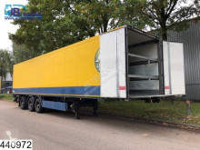 Semitrailer Schmitz Cargobull gesloten bak Front and back doors, Front and rear loader, Disc brakes begagnad