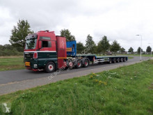 Faymonville SPZ 5 AAAX Wing Carrier semi-trailer used heavy equipment transport
