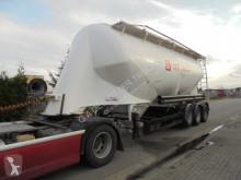 Semirremolque cisterna Kässbohrer SSL 35