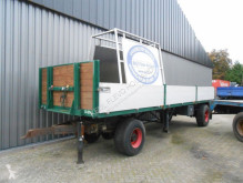 Burg flatbed trailer