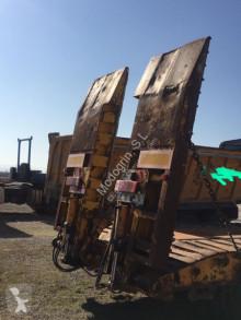 Semi reboque Trabosa GMO 593 porta máquinas usado