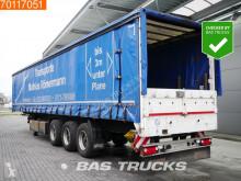 semirimorchio Schmidt Stahl Transport Verbreitbar Rungen Palettenkasten