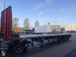 Semitrailer Doll P3H 7 mtr extension - 3 x power steering platta begagnad