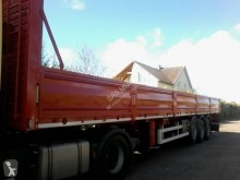 new dropside flatbed semi-trailer