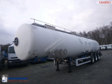 Magyar Chemical tank inox 35 m3 / 4 comp semi-trailer used chemical tanker