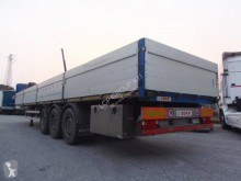 Zorzi semi-trailer used coil carrier flatbed