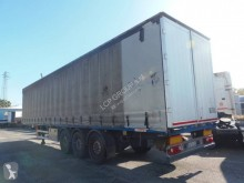 Used tarp semi-trailer Zorzi