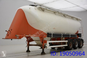 Trailer Spitzer Cement bulk tweedehands tank