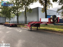 Faymonville heavy equipment transport semi-trailer Lowbed 82500 KG, 6,85 Mtr extendable, B 2,54 + 2x 0,25 mtr, 5 Axles, Lowbed