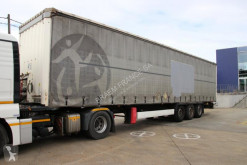 Krone SD semi-trailer used tarp