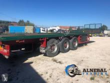 Titan Non spécifié semi-trailer used flatbed