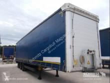 Návěs Schmitz Cargobull Curtainsider Mega posuvné závěsy použitý
