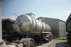 Magyar CITERNE ALU MONOCUVE PRODUITS CHIMIQUES semi-trailer used chemical tanker