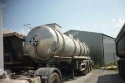 semiremorca cisternă produse chimice second-hand