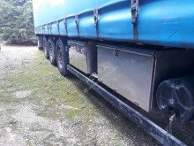 Kögel semi-trailer used tautliner