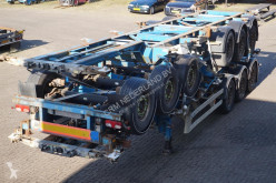 Van Hool Container chassis 45ft. / Multi / High Cube semi-trailer used container