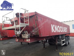 MOL Tipper semi-trailer used tipper