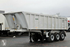naczepa Benalu TIPPER 23 M3 / WHOLE ALUMINIUM / 4 900 KG !! /