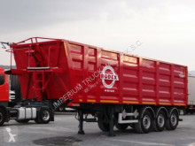 Yarı römork Wielton BODEX / TIPPER 42 M3/ WHOLE STEEL / LIFTED AXLE/