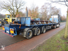 Stevens T701-03 semi-trailer used flatbed