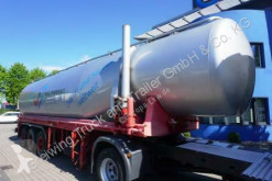 Spitzer SK 2252 semi-trailer used powder tanker