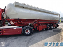 Heitling 2010 bulk/silo, 55cbm, 4 comp semi-trailer used tanker