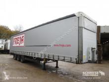 Yarı römork Schmitz Cargobull Schiebeplane Mega
