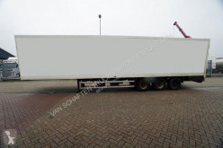 naczepa Floor CLOSED BOX TRAILER