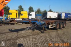 trailer Pacton Polyvalent skelet 20-30-40-45 ft