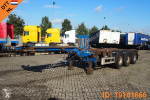 Pacton container semi-trailer Polyvalent skelet 20-30-40-45 ft