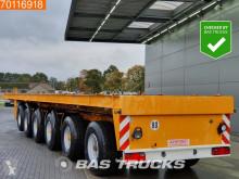 ES-GE 6-Axle Ballast 84 ton GVW 5x Steeing axle 2x Liftaxle semi-trailer