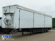 semi reboque Schmitz Cargobull SW 24 SL G, 92m³, Plane, Luft, Lift, Podest