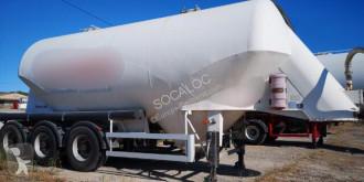 Baryval powder tanker semi-trailer