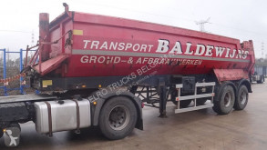 ATM OKHS 18/20C (BPW-AXLES / CHASSIS AND TIPPER STEEL / BEGIAN TRAILER) semi-trailer