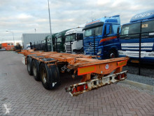 Nooteboom container semi-trailer FT-43-03V / SAF drum / 2x Extendable