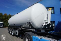 Feldbinder powder tanker semi-trailer KIP 45.3, MIETE