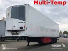 semi remorque Schmitz Cargobull Tiefkühler Multitemp Trennwand
