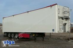 semi reboque Knapen K 100, 92m³, 10mm Boden, CargoFloor, Scheibe