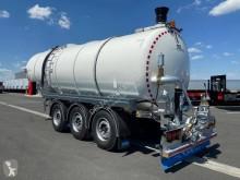 semirimorchio D-TEC Citerne pour transports d'effluents liquides avec pompe à lobes