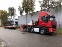 Faymonville 82500 KG, 6,85 Mtr extendable, B 2,54 + 2x 0,25 mtr, 5 Axles, Lowbed, Combi, Iveco Stralis 500, AS,