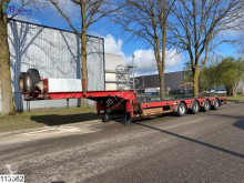 Faymonville heavy equipment transport semi-trailer Lowbed 71000 KG, 4 Axles, B 2,54 mtr, Lowbed