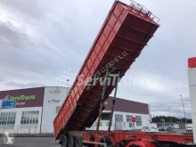 Trailer Lecitrailer v35 tweedehands metaalkipper